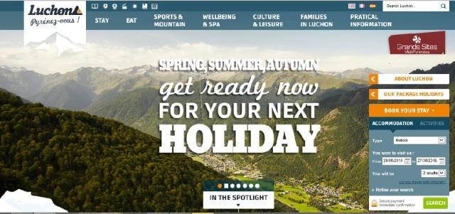 Tourism Luchon