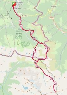 Aneto Map